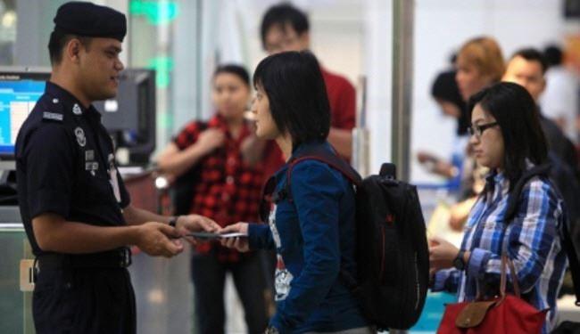 فرودگاه مالزی