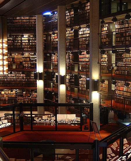 کتابخانه تورنتو۱