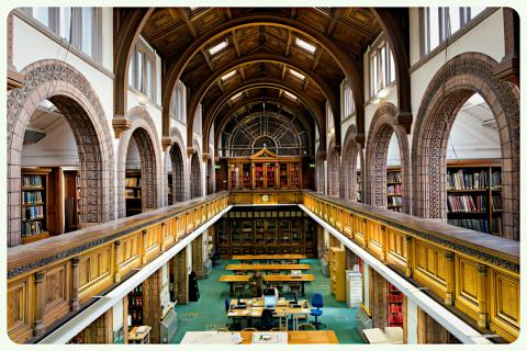 کتابخانه لیدز۱