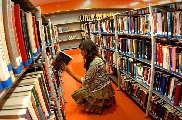 کتابخانه واریک