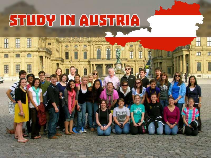 اخبار تحصیل در اتریش
