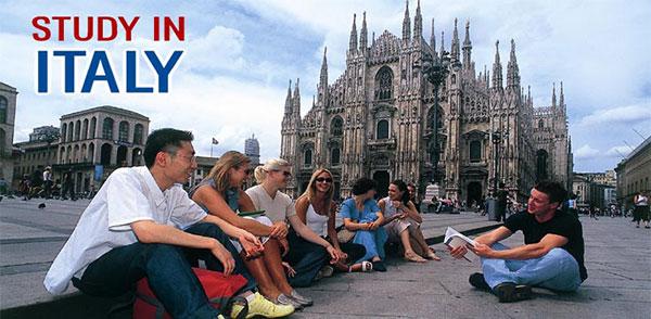 ـحصیل در ایتالیا