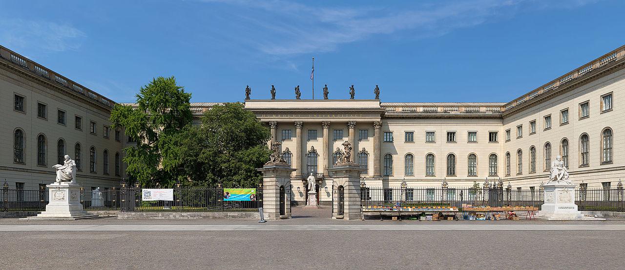 بورسیه دانشگاه Georg Forster آلمان