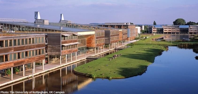 بورس تحصیلی IB Diploma دانشگاه Nottingham انگلستان