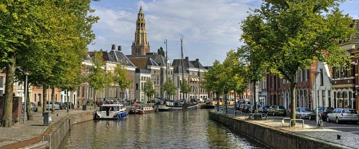 بورسیه دانشگاه Groningen هلند در مقطع کارشناسی