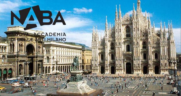 بورسیه کارشناسی ارشد دانشگاه NABA ایتالیا