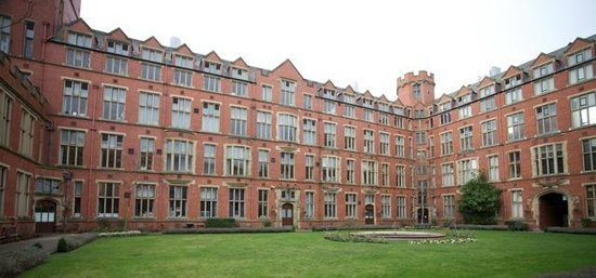 بورسیه دانشگاه Sheffield انگلستان