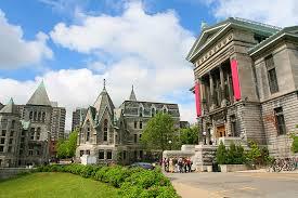 بورسیه دانشگاه McGill کانادا