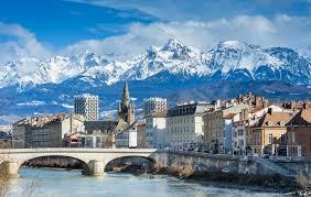 بورسیه دانشگاه گرونوبل آلپز (Grenoble Alpes University)