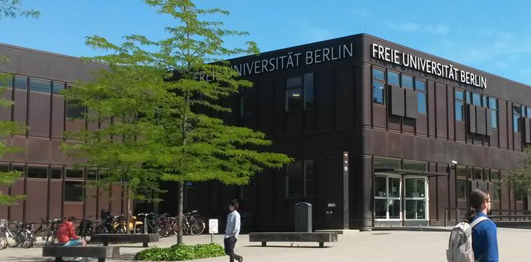 بورسیه تحصیلی دانشگاه فرای آلمان (Freie university)