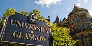 بورسیه تحصیلی دکتری هنر در دانشگاه گلاسگو انگلستان (University of Glasgow)