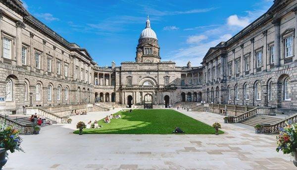بورسیه دانشگاه ادینبروگ انگلستان
