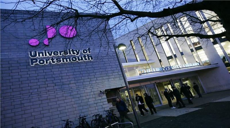 بورسیه تحصیلی دانشگاه Portsmouth انگلستان در رشته هنر و معماری