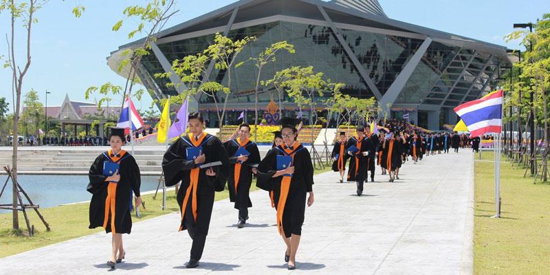 اعلام بورسیه مقطع کارشناسی در تایلند