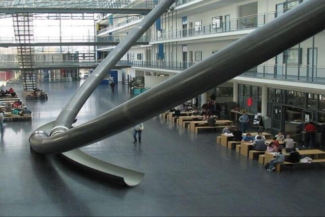 اعلام بورسیه در دانشگاه صنعتی مونیخ آلمان