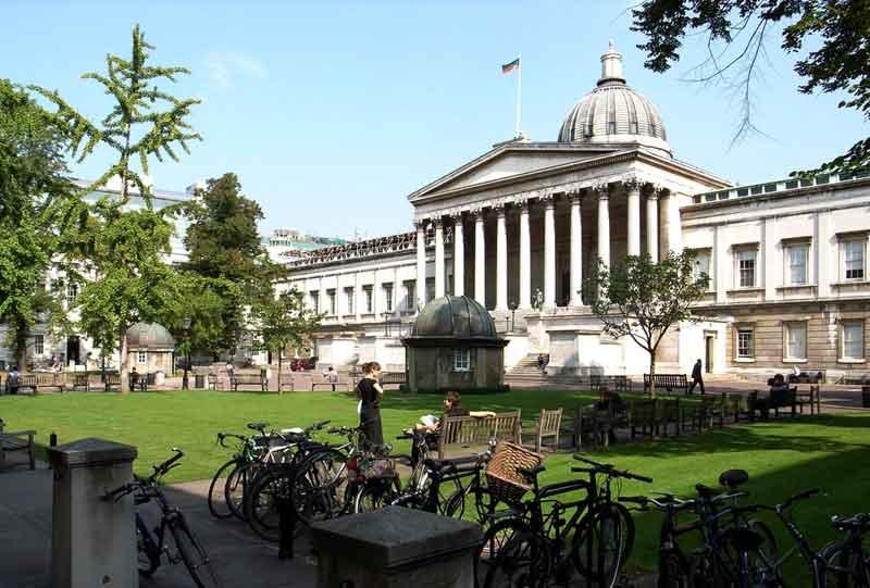 بورس دانشگاه University College London