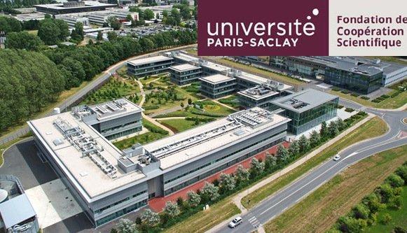 اعلام بورسیه دانشگاه Université Paris-Saclay