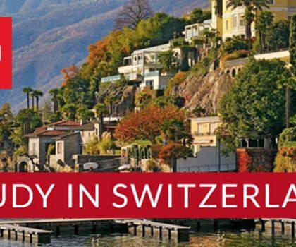 بورسیه تحصیلی دولت سوئیس برای دانشجویان خارجی