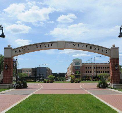 بورسیه تحصیلی دانشگاه Kent State آمریکا برای سال ۲۰۱۹-۲۰۱۸