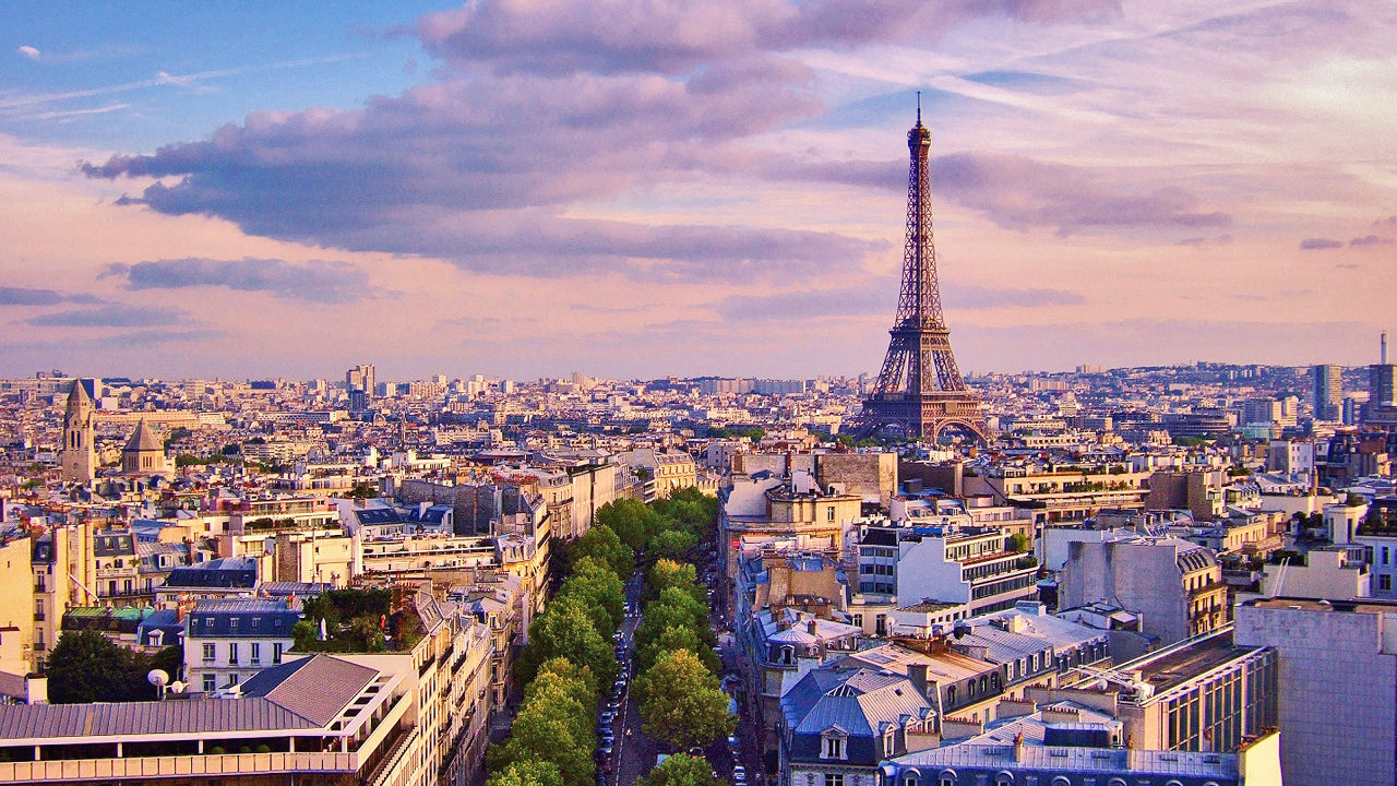 بورسیه تحصیلی دولتی ایفل فرانسه