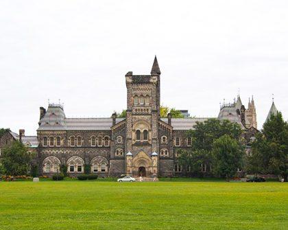 بورسیه تحصیلی کانادا برای مقطع لیسانس در دانشگاه تورنتو برای سال ۲۰۲۰-۲۰۱۹