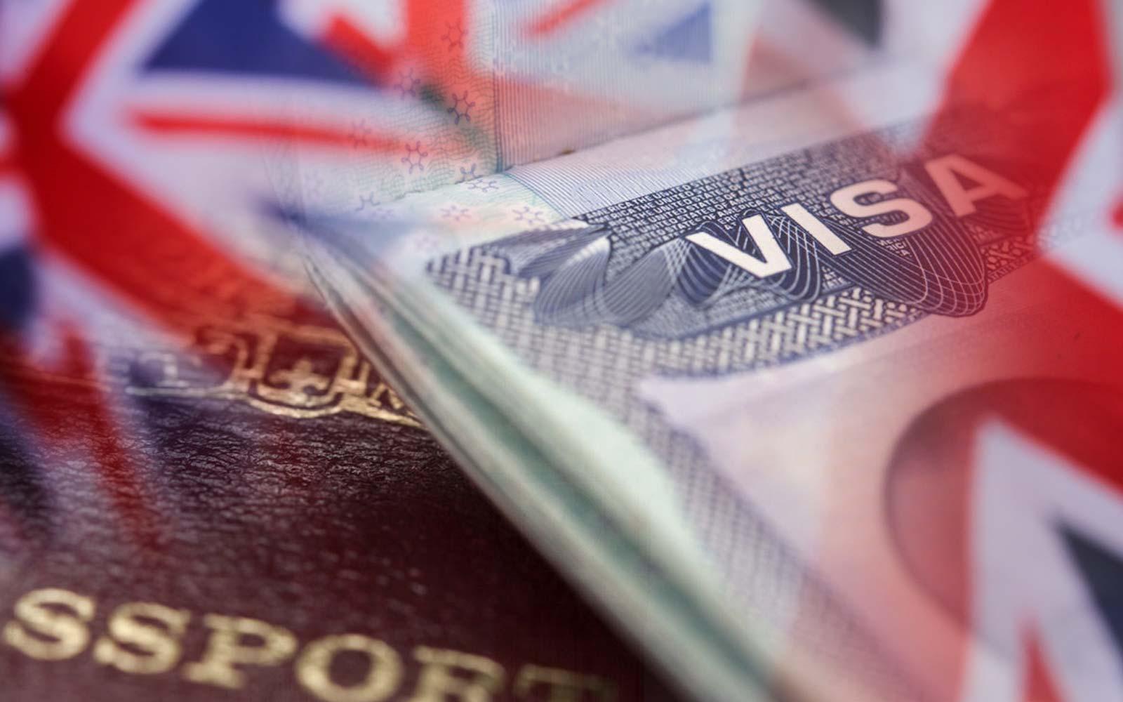 انواع ویزای انگلستان