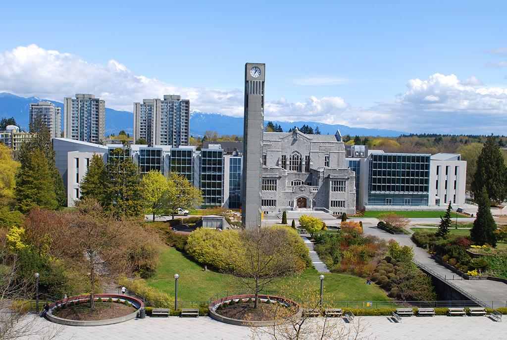 معرفی دانشگاه بریتیش کلمبیا کانادا