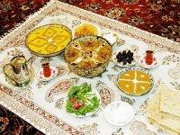 توصیه های غذایی در ماه رمضان