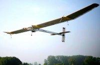 ساخت هواپیمای خورشیدی