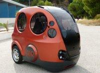 ساخت مينی خودرو با سوخت هوای فشرده