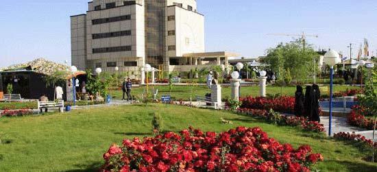 زیباترین دانشگاه ایران
